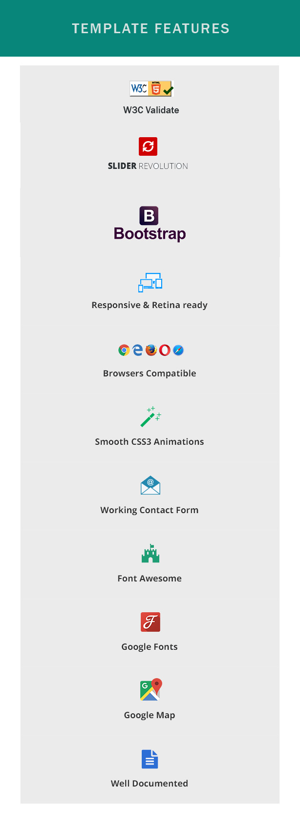 Mega Host - Web Hosting Responsive HTML Template